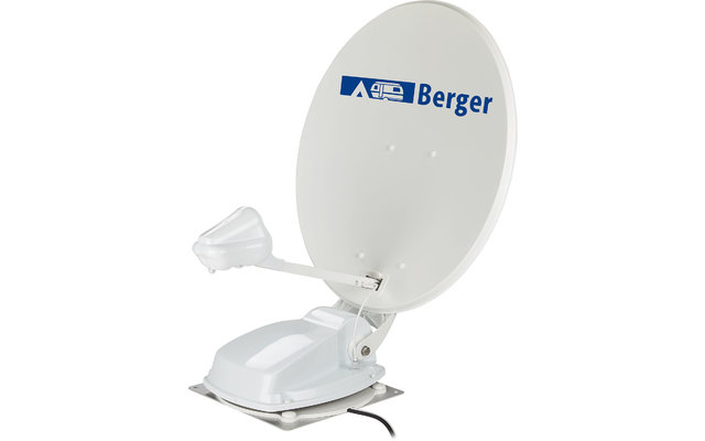 Berger Fixed 65 vollautomatische Sat-Anlage zur Dachmontage (Single LNB)