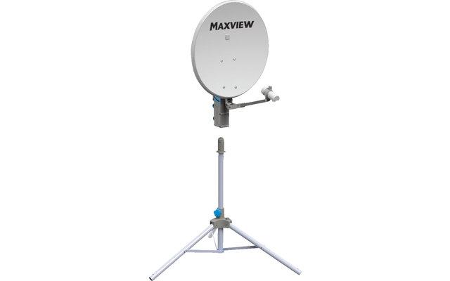 Maxview Precision I.D Manuelle Sat-Anlage Twin 55 cm