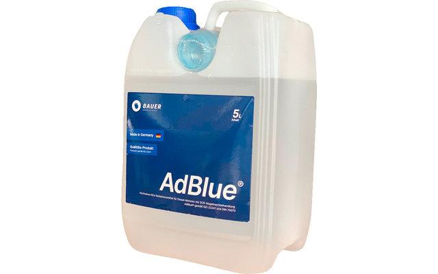 Bauer AdBlue Harnstofflösung inkl. Flex Ausgießer 5 Liter