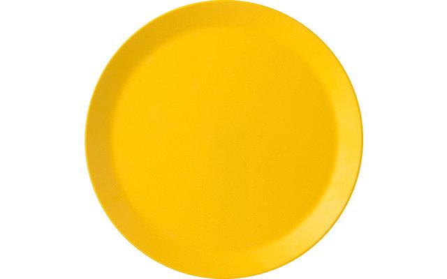 Mepal Bloom Melamin Essteller Pebble Yellow