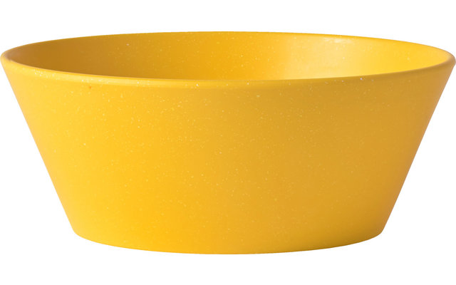 Mepal Bloom Melamin Schale 600 ml Pebble Yellow