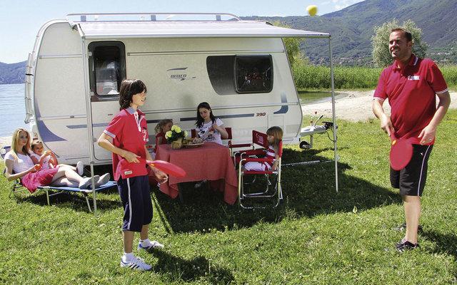 Fiamma Caravanstore ZIP XL 410 Markise für Vorzelt Royal Grey