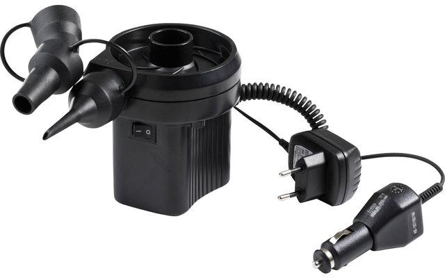 Happy People Quick-Fill elektrische Luftpumpe inkl. Akku 12 / 230 V