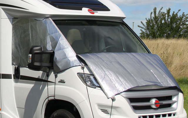 Hindermann Außenisoliermatte Four-Seasons - Renault Master bis 2010