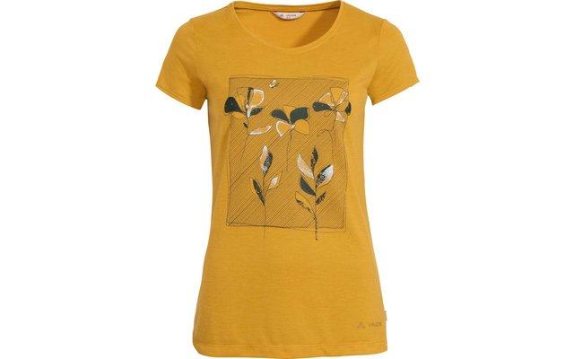 Vaude Skomer Print Damenshirt