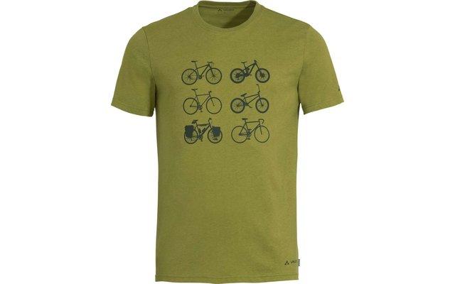 Vaude Cyclist V Herren Shirt