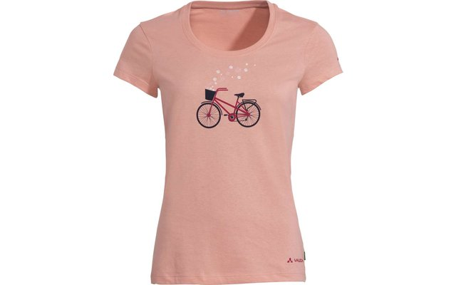 Vaude Cyclist V Damenshirt