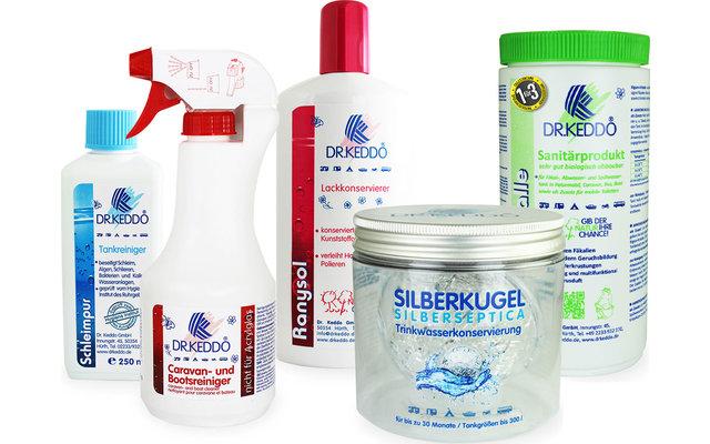 Dr. Keddo Starter-Set Wasserhygiene und Fahrzeugpflege - Reisemobile