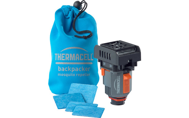 Thermacell MR-BP Backpacker transportables Mückenschutzgerät