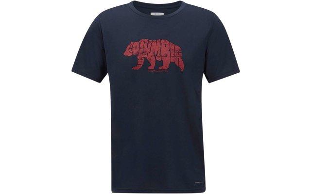 Columbia Terra Vale II Grizzly Herren Shirt