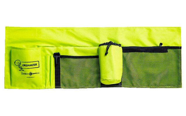 Disc-O-Bed Seitentasche / Organizer für  Kid-O-Bed Einzelbett grün