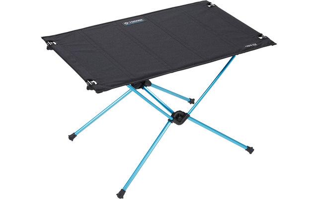 Helinox Table One Hard Top Klapptisch 60 x 40 cm Schwarz