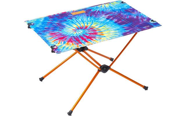 Helinox Table One Hard Top Klapptisch 60 x 40 cm Tie Dye