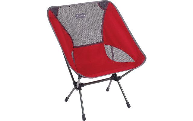 Helinox Chair One Faltstuhl Scarlet Iron