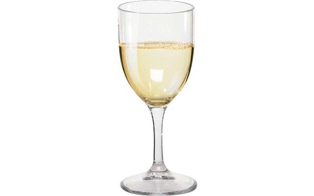 Berger Kunststoff Weingläser 125 ml 2er Set