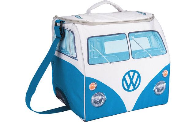VW Collection T1 Bulli Kühltasche Blau 30 Liter