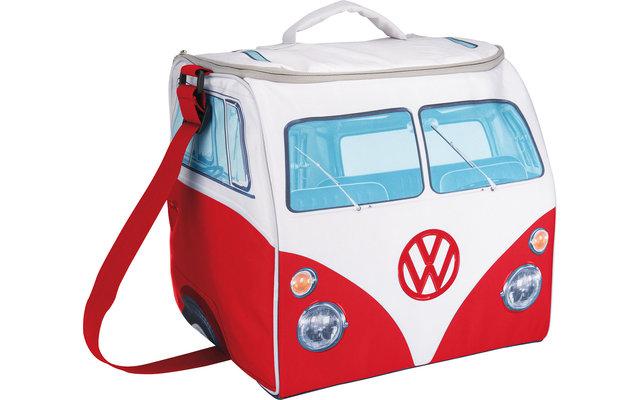 VW Collection T1 Bulli Kühltasche Rot 30 Liter