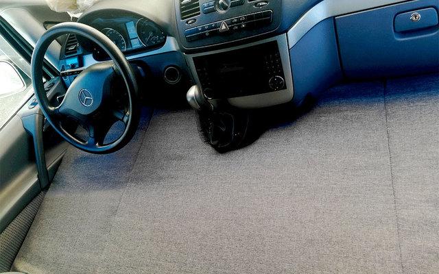 Matratze für Fahrerkabine Mercedes Viano W639 Bj. 2003 - 2014