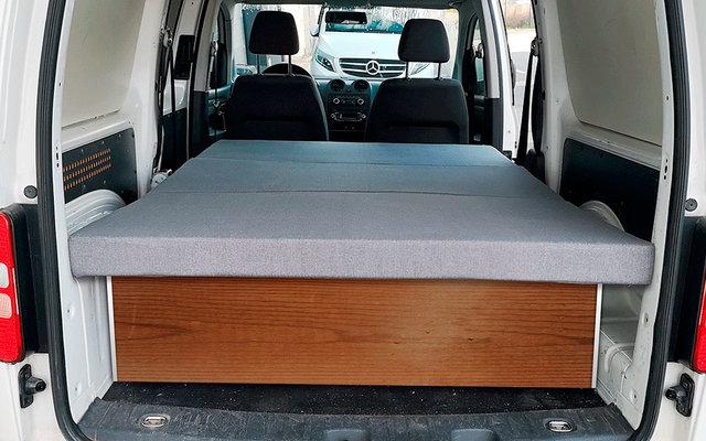 Matratze für Hinterraum verschiedene Fahrzeugmodelle mit Visko